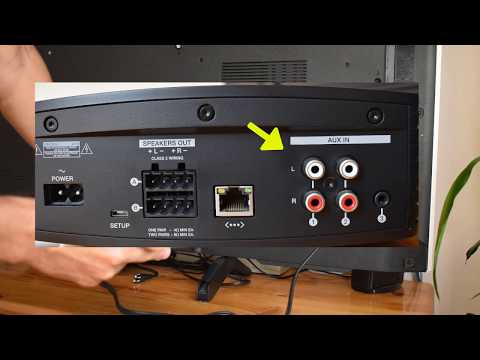 Conectar Smart TV Sony/Samsung/LG a equipo de sonido