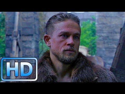 История про Девушку Люси, Викинга и Повстанческие Росписи на Стенах  / Меч короля Артура (2017)