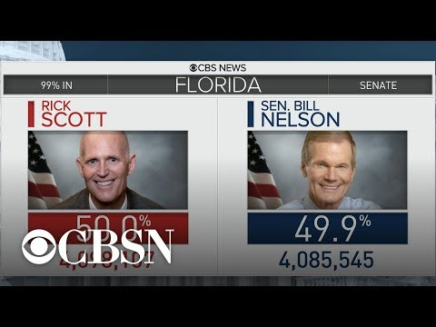 "Bill Nelson calls for Rick Scott to recuse himself from ""any role"" in Florida recount"