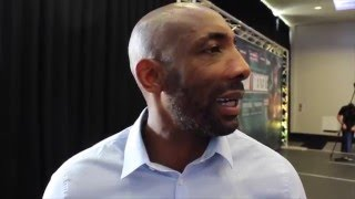 JOHNNY NELSON BREAKSDOWN IBF WORLD CHAMPION  ANTHONY JOSHUA 1ST DEFENCE v DOMINIC BREAZEALE