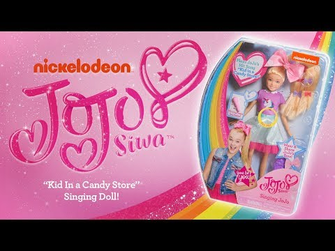 "JOJO SIWA ""KID IN A CANDY STORE"" SINGING DOLL! 