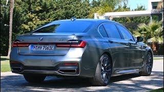 BMW 745Le xDrive Plug in Hybrid 2020 Luxury Car