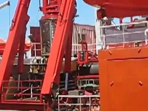 TOUR A OFFSHORE OIL/GAS SUPPLY SHIP - Marine Engineering Surveyors in Australia PH +61 422 000 593
