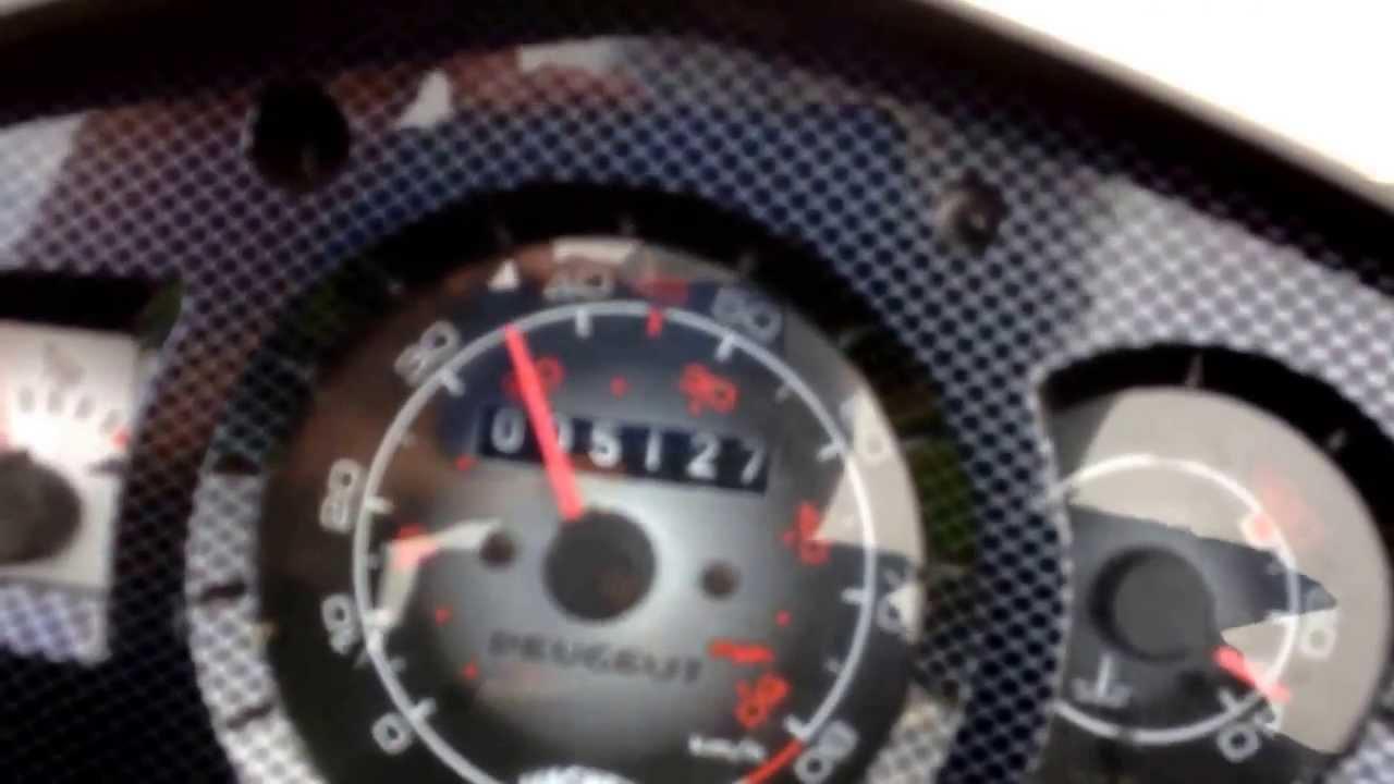jet force c-tech 50 ohne variomatik-drossel - youtube