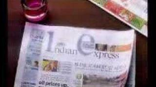 The New Indian Express. 100 % Steel 0 % Gas