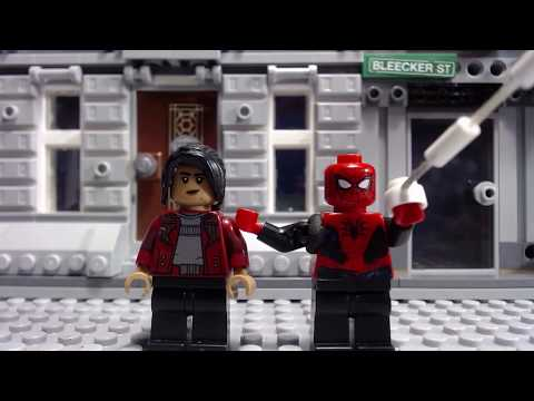 Spider man far from home in 28 seconds