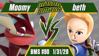 Grand Finals - Moomy vs beth - Bring More Setups 90