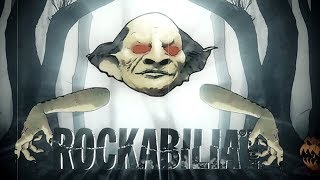 Nekrogoblikon Visits Rockabilia HQ