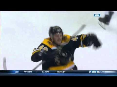 Colin Miller First NHL Goal vs Dallas