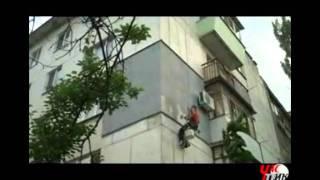 Утепление фасадов в Северодонецке(Еще больше видео Северодонецк, Рубежное, Лисичанск в http://chasvideo.org., 2011-06-28T12:20:32.000Z)