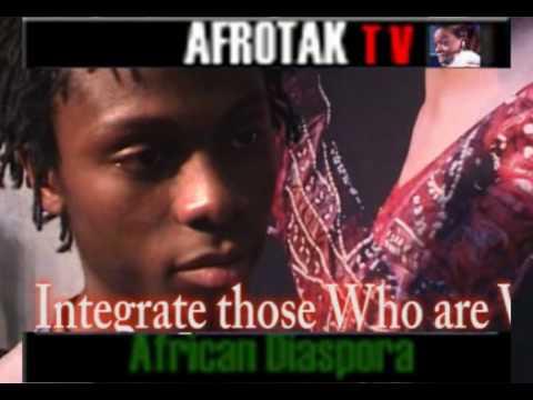 ARIC Berlin Afrika Flüchtlinge Berlin Deutschland BOUBA KABA INTERDIALOG KULTUR Medien Africa ARIC