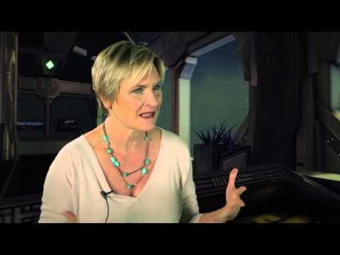 Star Trek Online: TNGSchauspielerin Denise Crosby über ihre Sprechrolle als Kaiserin Sela