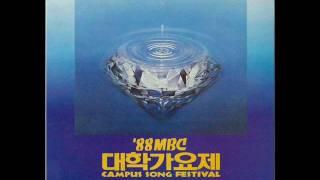 (오리지널) 무한궤도(신해철) -  그대에게 (88년MBC대학가요제 LP to MP3)
