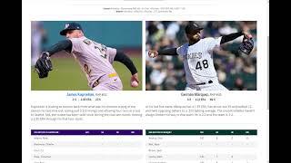Колорадо - Окленд прогнозы на спорт 06.06.2021. Бейсбол МЛБ. Ставки на спорт