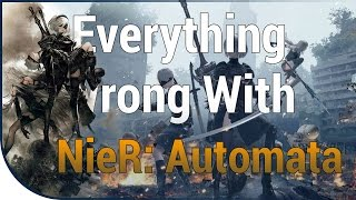 GAME SINS | Everything Wrong With NieR: Automata
