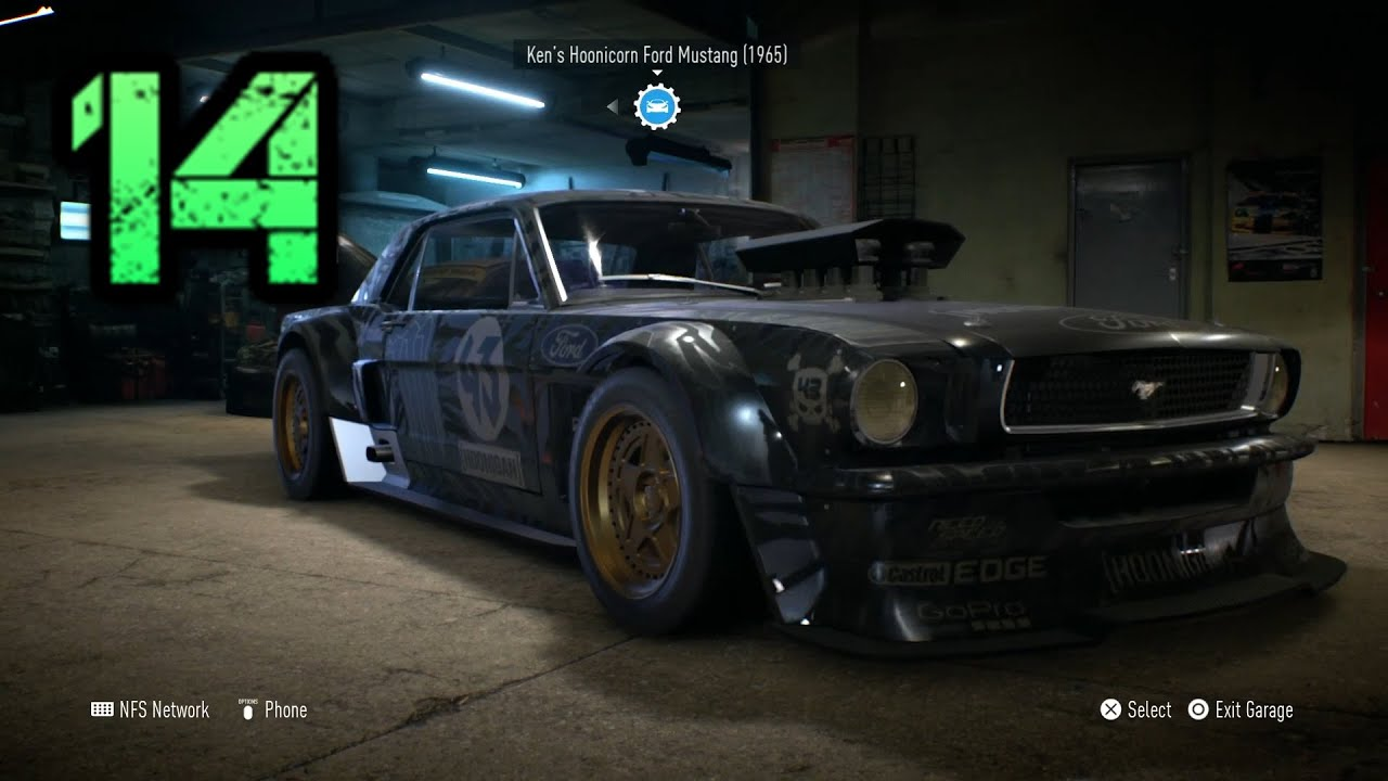 Test Nfs 2015 Need For Speed 2015 Unlocking The Hoonicorn And
