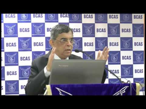 Lecture Meeting on Tax Issues in Business Re-organisation – LLP / Companies