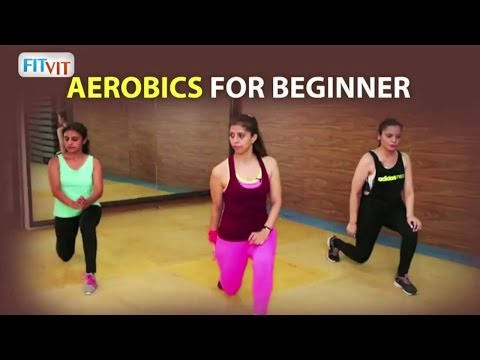 Aerobics for Beginners  Poonam Sharma