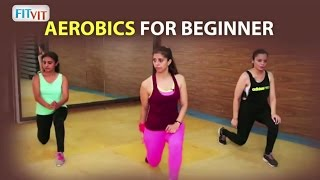 Gambar cover Aerobics for Beginners - Poonam Sharma