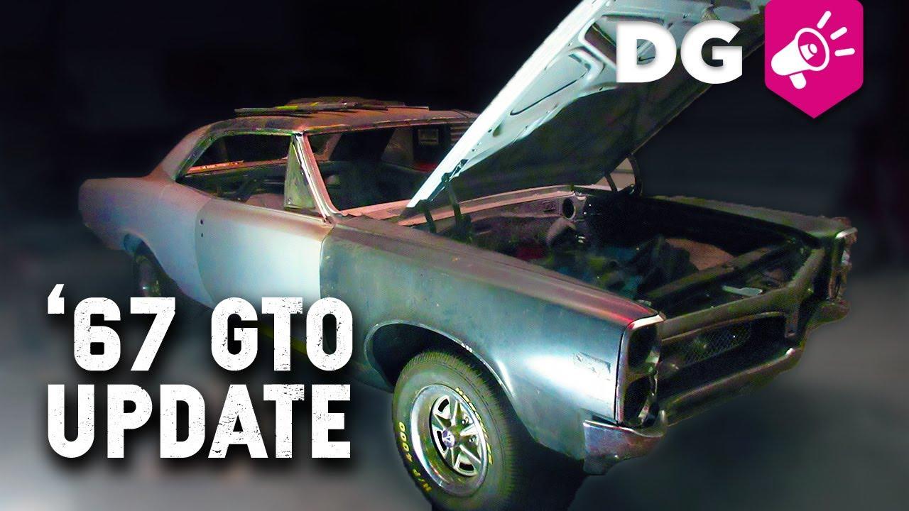 Nobody Wants To Paint The 67 Pontiac Gto Youtube