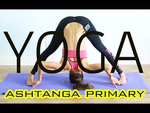 80 MIN MODIFIED ASHTANGA VINYASA YOGA - Primary Series - All Levels