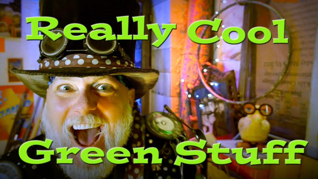 Really Cool Green Stuff By Rockin' Eco Hero - Steve Trash ...
