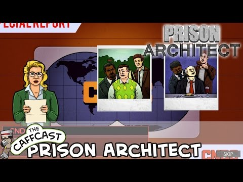 Prison Architect 1.0 Campaign (Full Release) G.A.B.O.S [Riot] Part 1 #4
