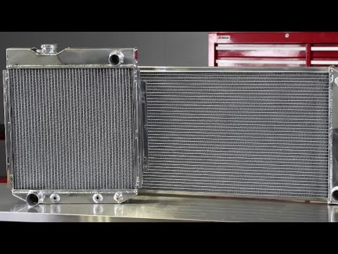 Aluminum Radiators and Shrouds for Classic Cars and Hot Rods