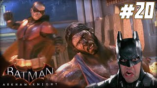 "Batman Arkham Knight Gameplay Walkthrough Part 20 - ""TAG TEAM ACTION!!!"" 1080p HD PC"