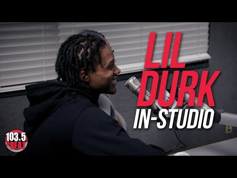 Lil Durk Talks Leaving Def Jam & That He's Got a Baby On The Way With Wifey!