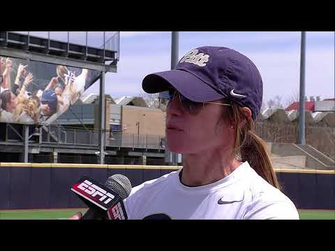 Softball | Head Coach Holly Aprile Postgame Interview | Virginia Game Three