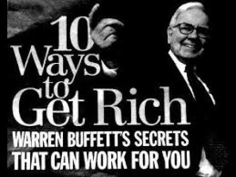 Warren Buffett say this to all youth SUCCESS