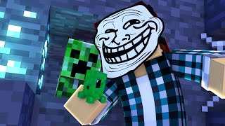 Minecraft : BRINQUEDOS DE UM TROLL (Minecraft Pegadinhas)
