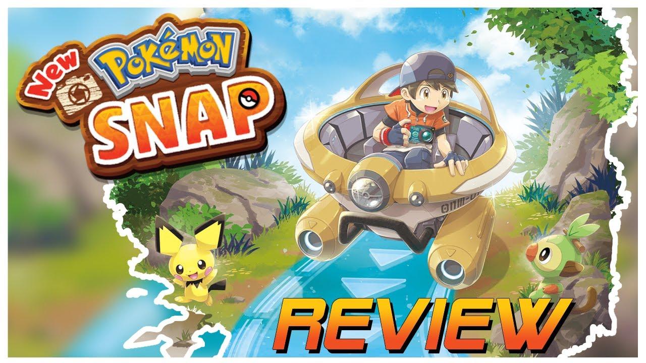 New Pokémon Snap im Test - Lohnt sich die Fotoreise auf der Nintendo Switch?