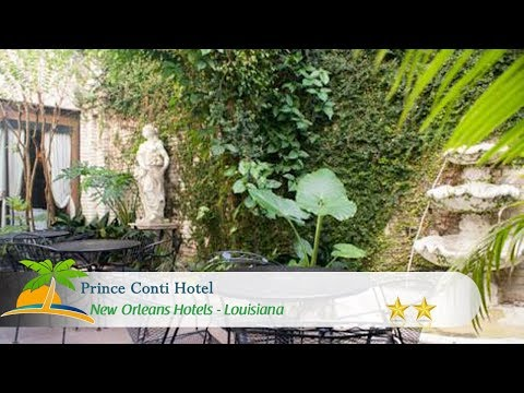 Prince Conti Hotel - New Orleans Hotels, Louisiana