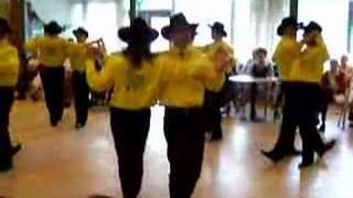 West Texas Waltz - Partner Dance