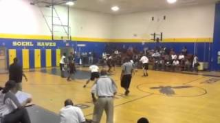8th Grader Clive Allen Highlights