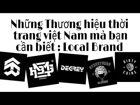 Những Thương Hiệu Quần Áo Việt Nam Bạn Cần Biết - Local Brand