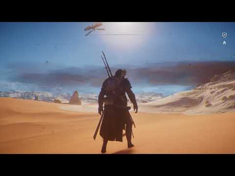 Assassins Creed Origins Terrifying Desert Hallucinations