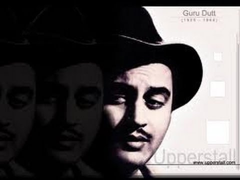Guru Dutt - Life & times of a genius, unsung Indian filmmaker.