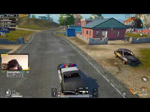 PUBG Mobile 『EG』Squad 33 kill : شرطة قطز في ارض الهاكات