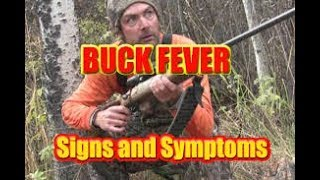 Bow hunting buck fever to never give up track job to lessons learned