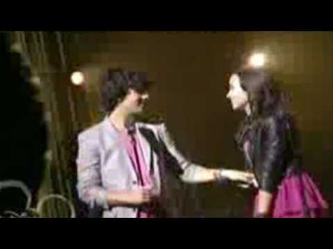 Jemi//Cutest moment EVER! Tickling her?!AWW!