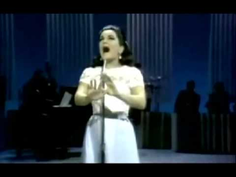 CONNIE FRANCIS on TV 'BORN FREE'    LIVE 1967