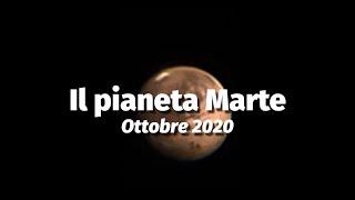 Opposizione di Marte 2020 presentazione delle attività A.C.A.