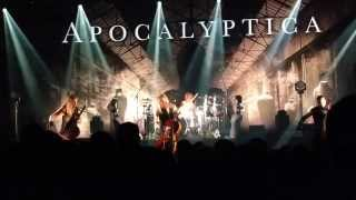 06 ´Till Death Do Us Part - Apocalyptica - Columbiahalle - Berlin - 2015-10-05 HD