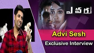 Evaru Movie Hero Adivi Sesh Exclusive Interview | #Evaru | TV5