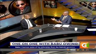 I will be Nairobi Governor 2022-Babu Owino#CitizenExtra