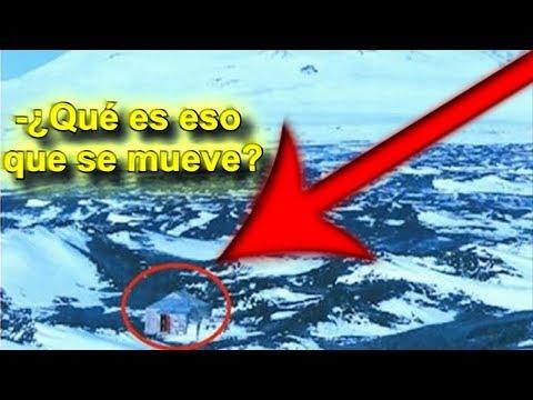 Oculto Durante 100 Años En La Antártida No Creerás Lo Que Encontraron Dentro ¡WOW!