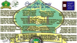 Teks Syi'ir Inilah Ciri - Ciri ASWAJA - Habib Syech feat. Gus Wahid Ahbaabul Musthofa + MP3